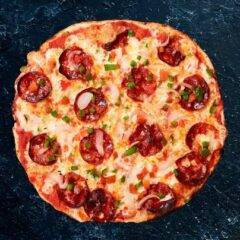 pizza La Ministra pizzeria la artesana