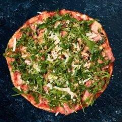 pizza La Reina pizzeria la artesana
