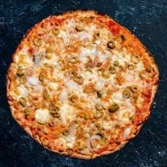 pizza La Terra pizzeria la artesana